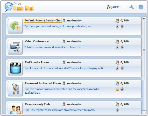 msn chat room